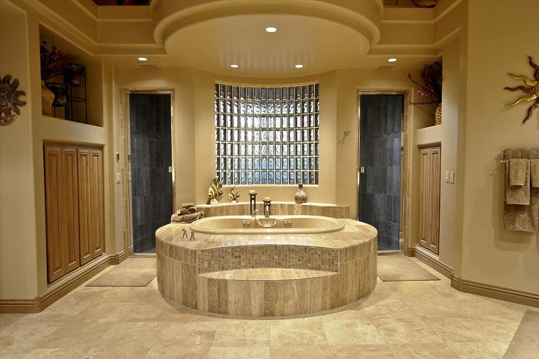 bagni eleganti idea vasca idromassaggio