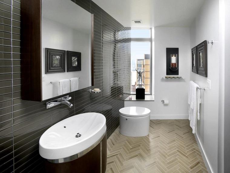 Bagni piccoli moderni: 24 proposte belle funzionali con soluzioni