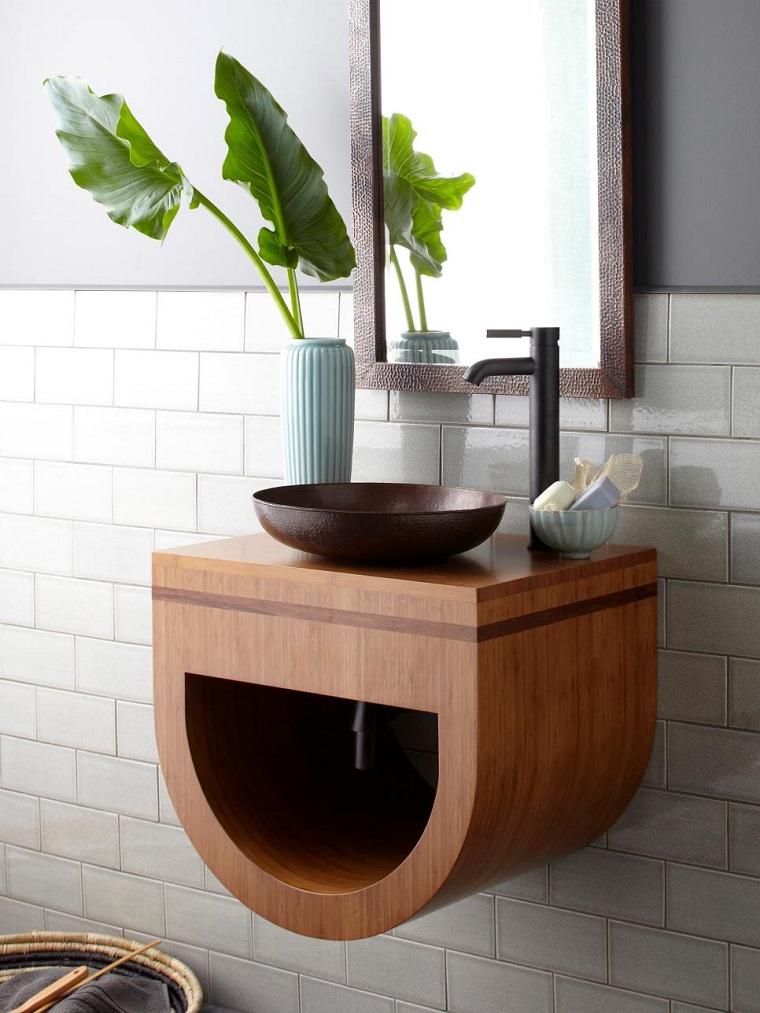 bagni piccoli moderni mobiletto design
