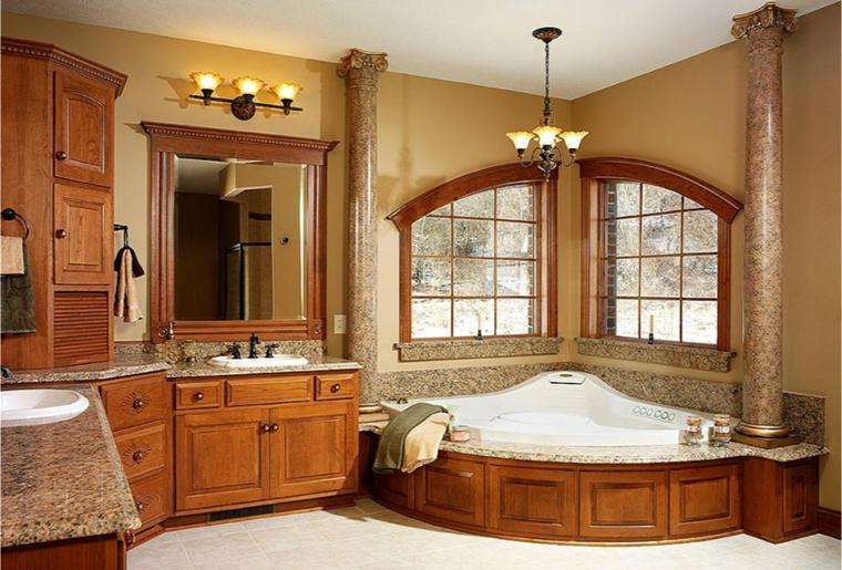 Bagno classico ecco alcuni suggerimenti per un arredamento pieno di stile - Bagno classico elegante ...