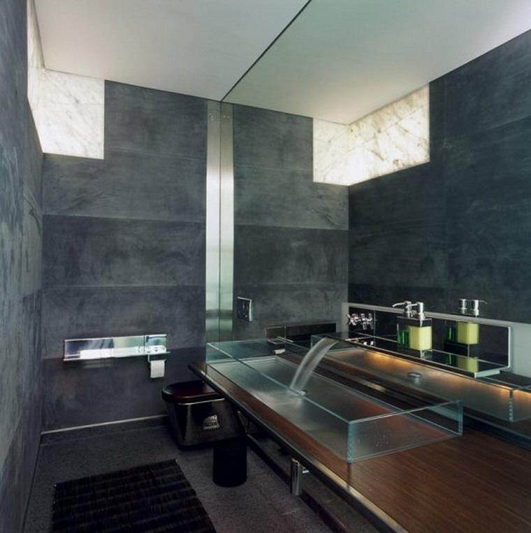bagno moderno dimensioni ridotte proposte design