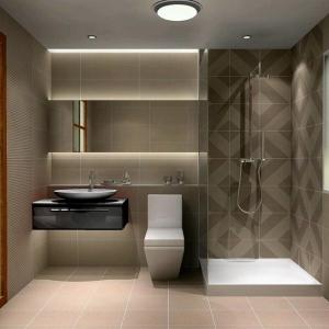 bagno piccolo moderno: 10 idee salvaspazio di design - archzine.it - Piccoli Bagni Moderni