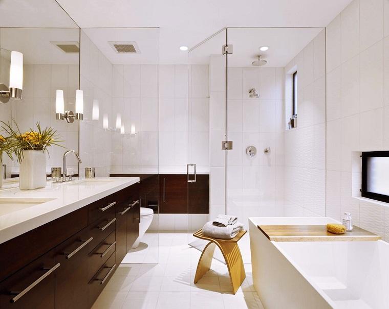 bagno superfici okite design contemporaneo