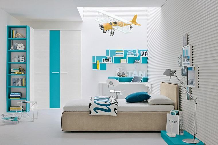 camera ragazzo-design-moderno-tante-decorazioni