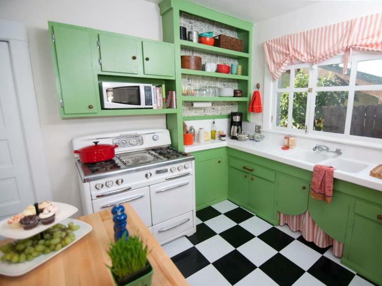 colori cucina idea raffinata elegante design moderno