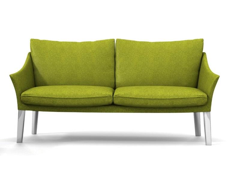 Colori pantone dell 39 anno uno splendido verde brillante - Un divanetto a due posti ...