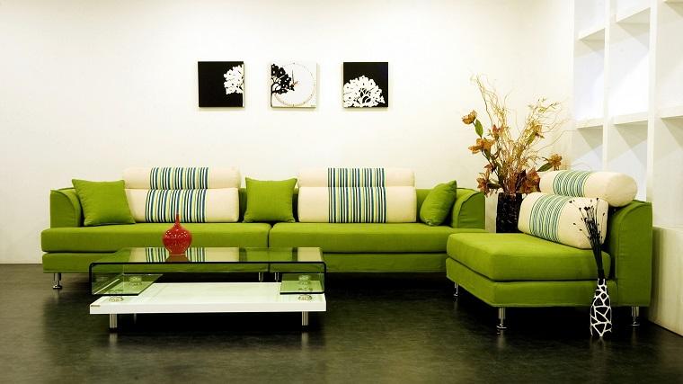 colori pantone idea living verde
