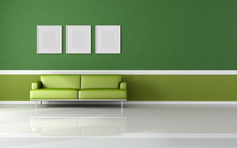 colori pantone proposta verde pareti divano