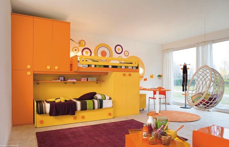 colori pareti camerette tonalit idee e accostamenti di