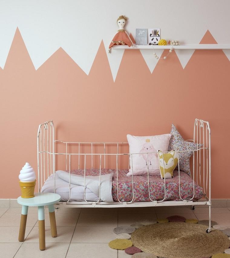 Colori pareti camerette tonalit idee e accostamenti di - Idee colori pareti ...
