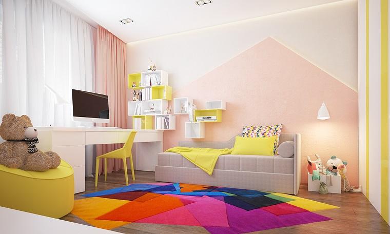 Colori pareti camerette: tonalità, idee e accostamenti di tendenza ...