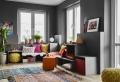 Colori pareti soggiorno, suggerimenti per scegliere la tonalità perfetta