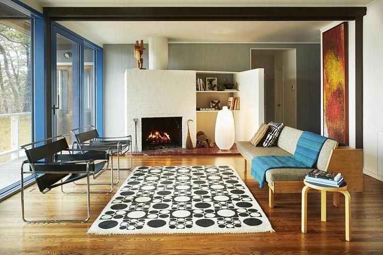come arredare un salotto mobili design