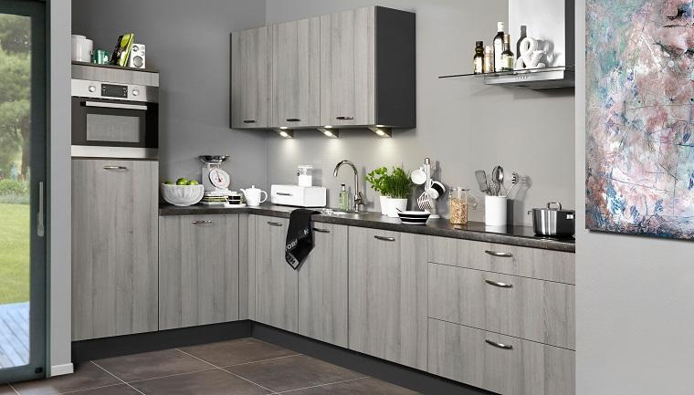 Cucina ad angolo ispirazioni per un arredo di design per ogni gusto e stile - Mobili per cucina ad angolo ...