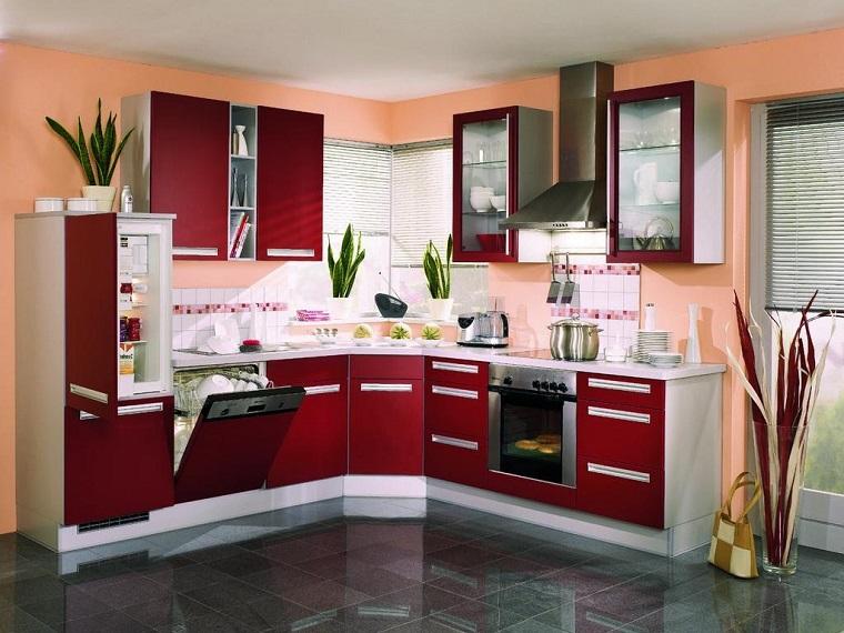 Cucina ad angolo: ispirazioni per un arredo di design per ...