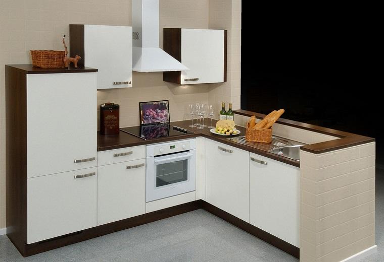 Cucine ad angolo: ecco come sfruttare al meglio lo spazio ...