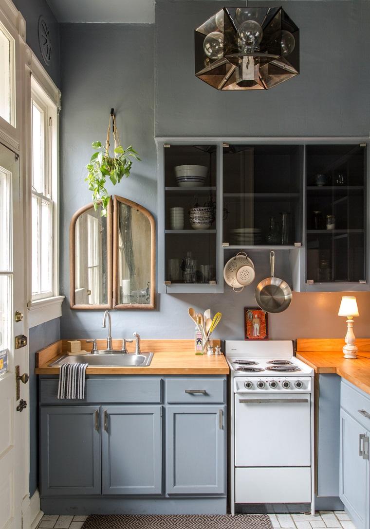 cucina piccola proposta mobili originali