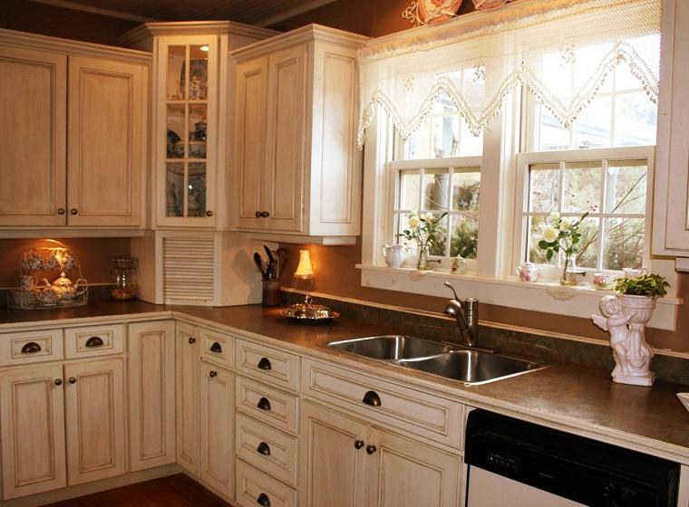 cucine ad angolo proposta bianco