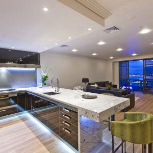 Isola centrale cucina, funzionalità e design all\'ennesima potenza ...