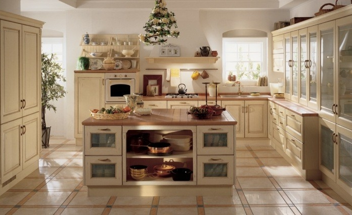 Awesome Isola Cucina Country Pictures - Idee Per Una Casa Moderna ...