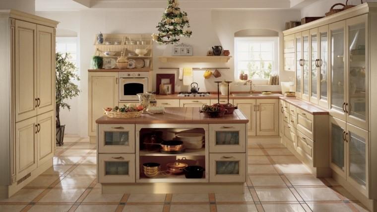 Cucine stile country: 24 suggerimenti con i quali ritornare alla ...