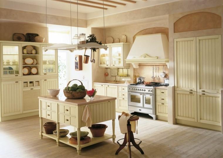 Cucine stile country 24 suggerimenti con i quali for Voga mobili design