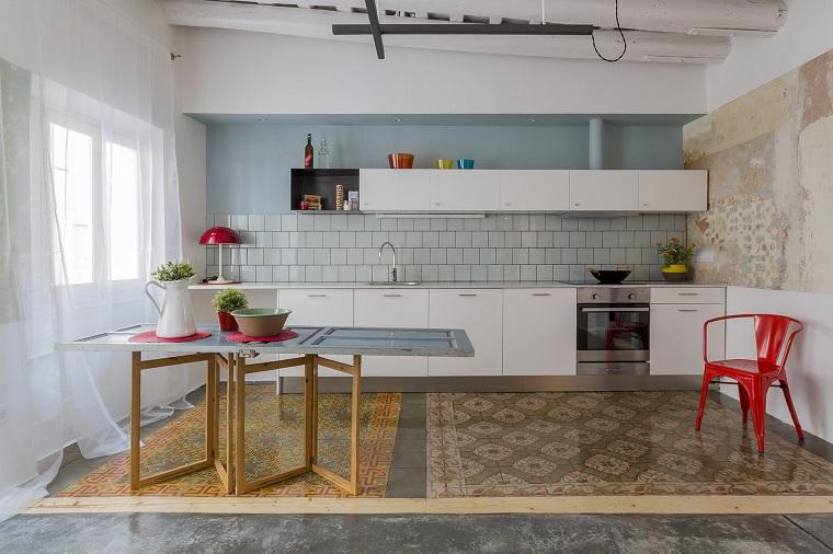 cucine vintage soluzione ambiente design industriale