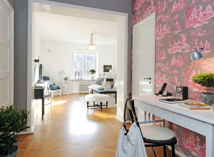 decorare casa idea particolare design interno favola