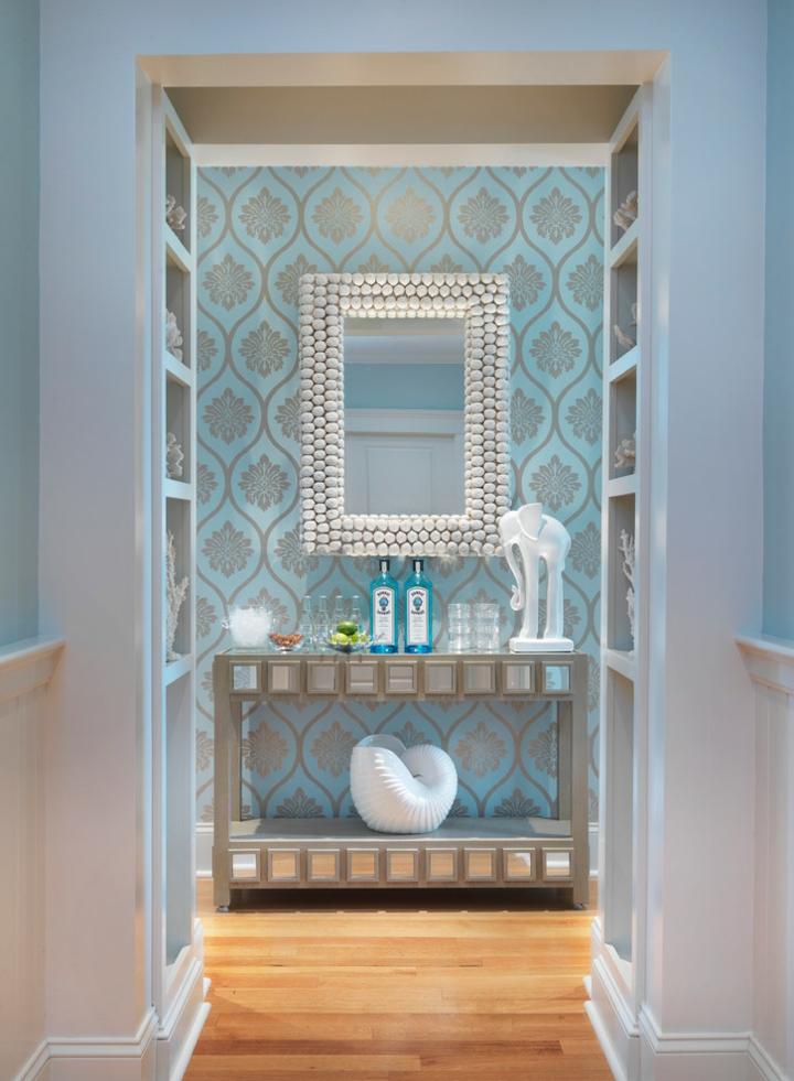 decorare casa proposta semplice raffinata chic