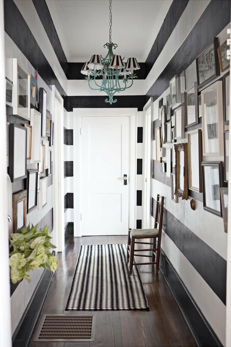 decorazioni casa idea raffinata moderna chic