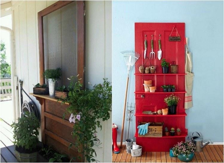 decorazioni giardino suggerimento colorato originale pratico