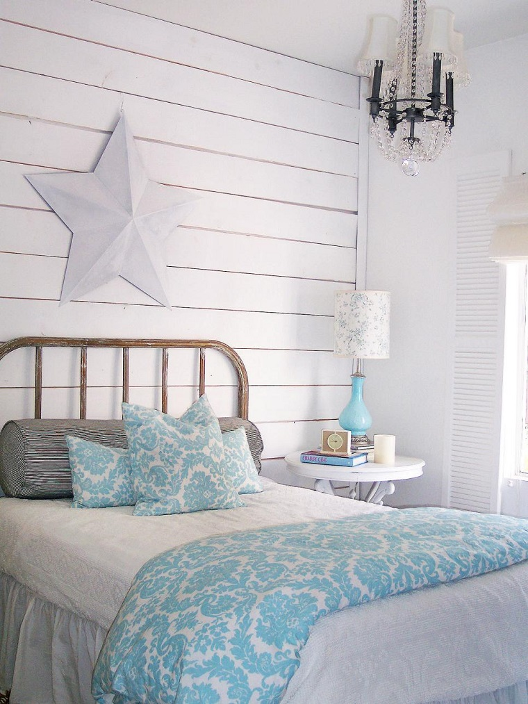 Decorazioni shabby chic tanti suggerimenti fai da te per la casa - Decorazioni per camera da letto ...