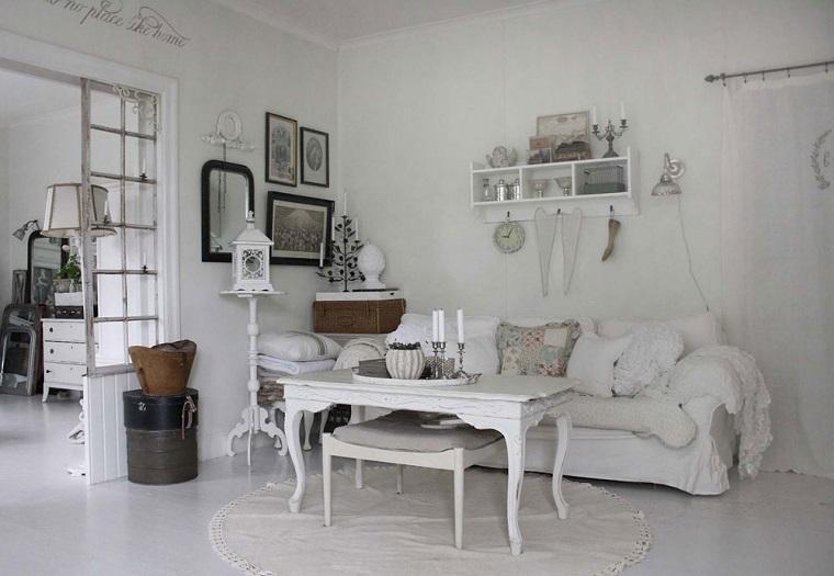 Decorazioni shabby chic tanti suggerimenti fai da te per for Suggerimenti per la costruzione della propria casa
