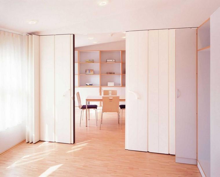 pareti divisorie idea legno studio