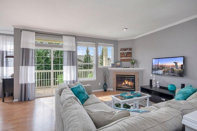 Mobili stile contemporaneo per l 39 arredo del soggiorno for Mobili stile moderno contemporaneo