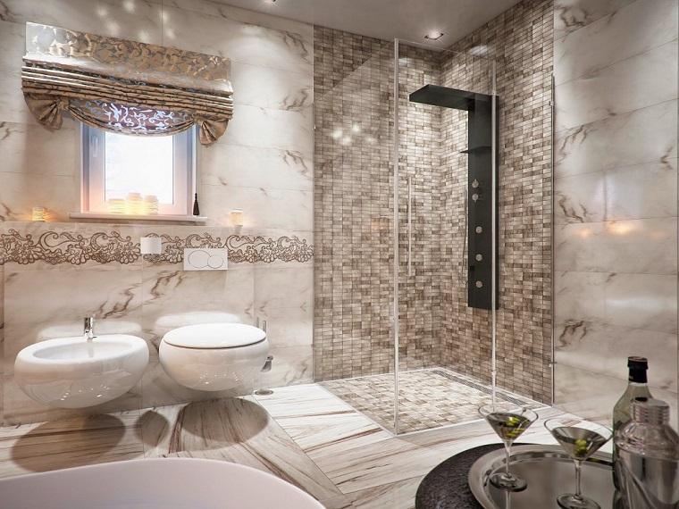 Arredo doccia bagno decorazioni per la casa salvarlaile