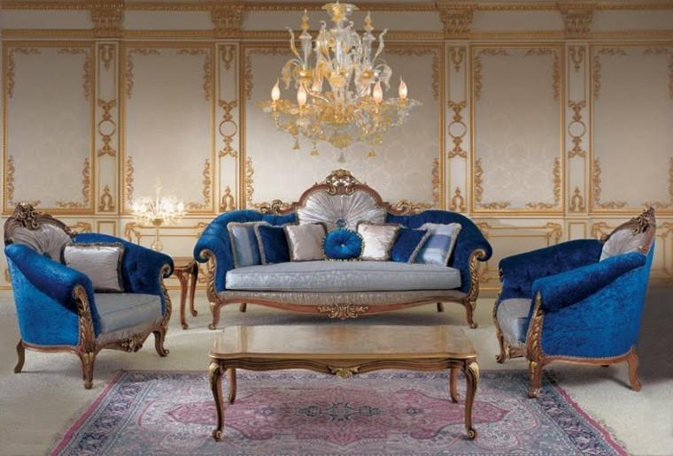 idea raffinata elegante chic salotto stile inglese