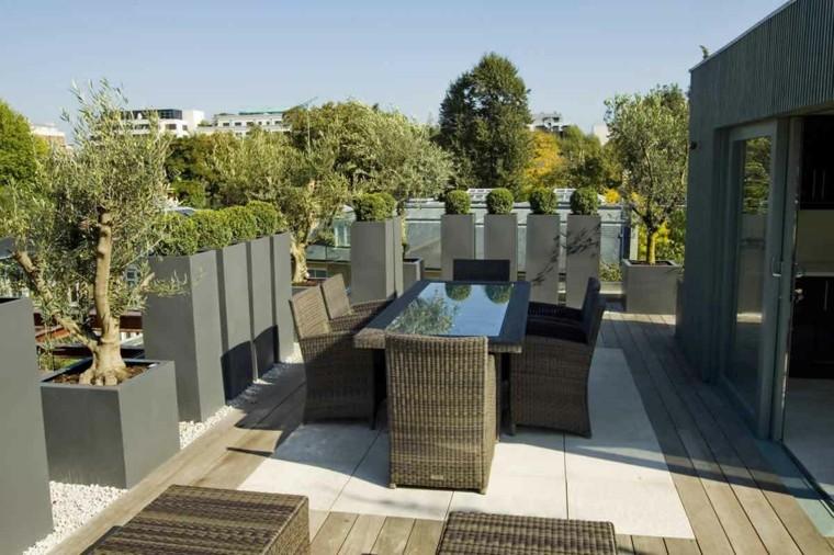idea semplice particolare originale design moderno balcone
