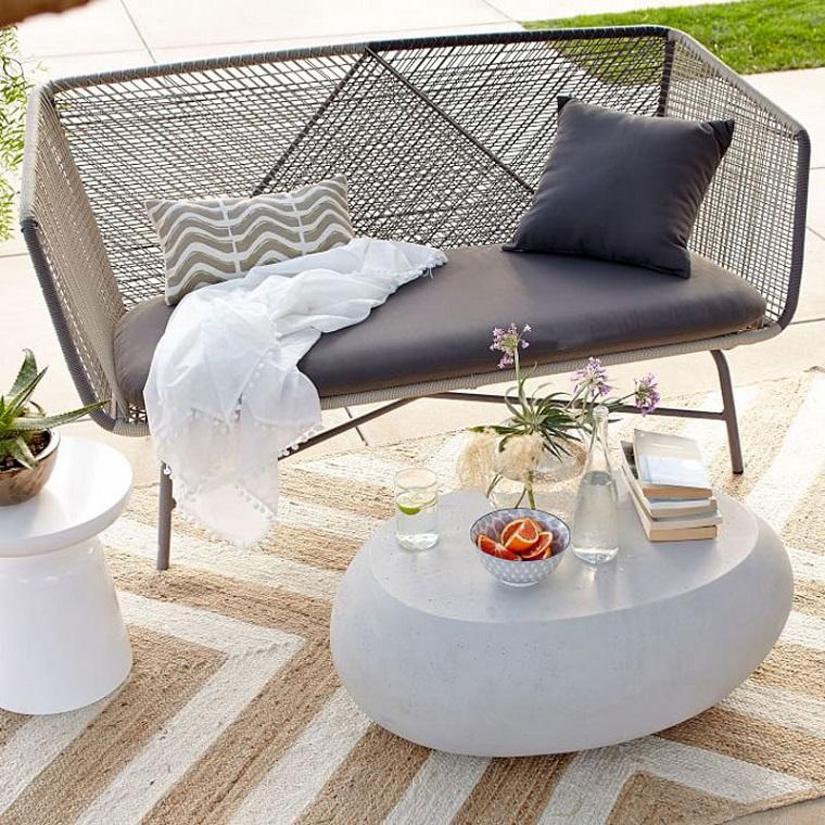 idee per giardino mobili design moderno