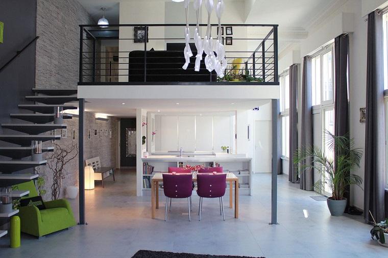 interior design interessante arredo vostro monolocale soppalco