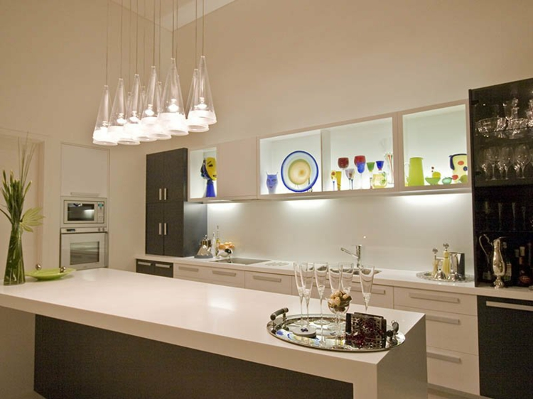 lampadari da cucina proposta originale design