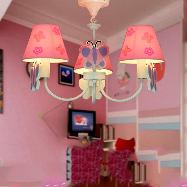 Lampadari per bambini tante idee colorate divertenti e luminose - Lampadari da cameretta ...