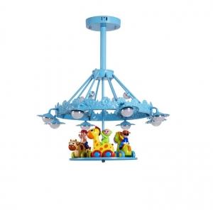 Lampadari per bambini: tante idee colorate, divertenti e...luminose!