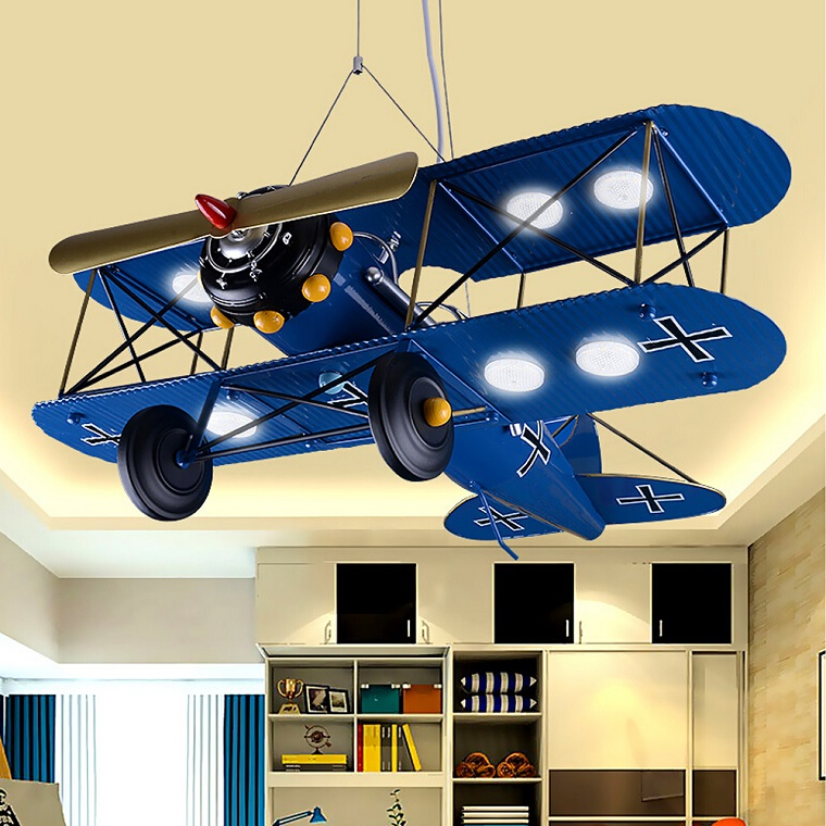 Lampadari per bambini tante idee colorate divertenti e for Lampadari camerette ikea