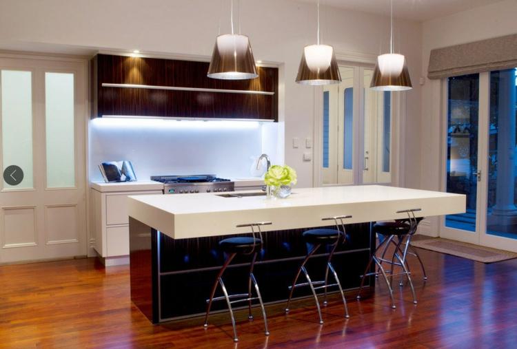lampade cucina idea particolare originale design tendenza