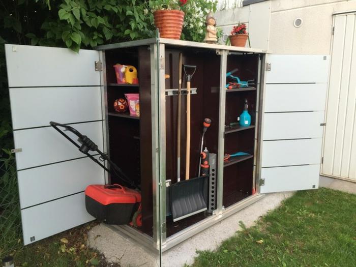 mobili da giardino idea funzionale pratica moderna