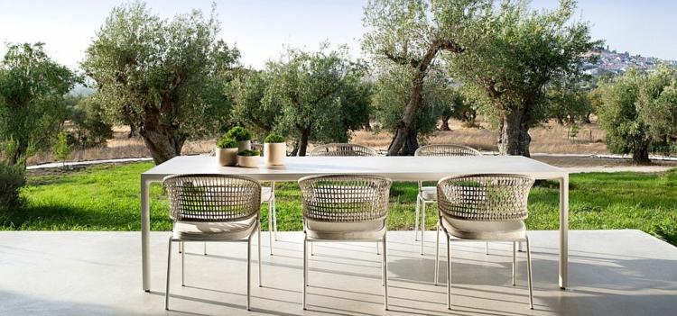 mobili da giardino idea interessante moderna fresca