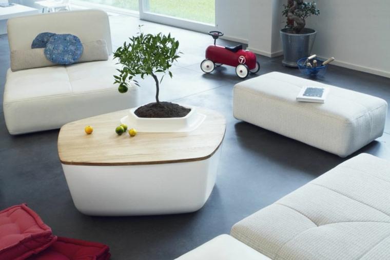 mobili da giardino originali semplici moderni