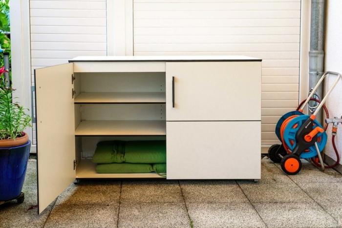 mobili da giardino proposta semplice funzionale pratica