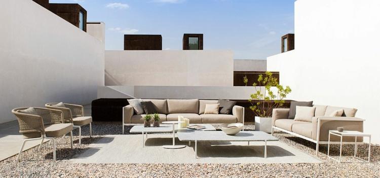 mobili da giardino suggerimento elegante raffinato
